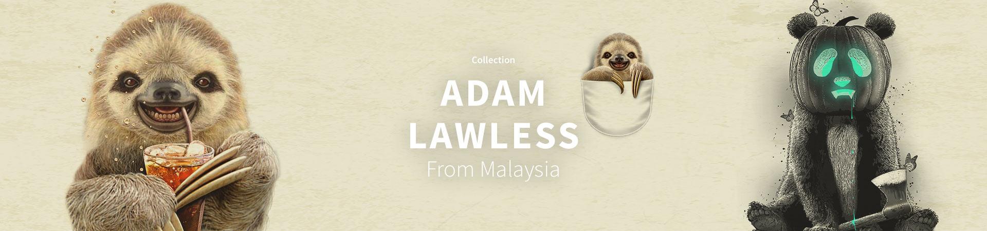 Adam Lawless