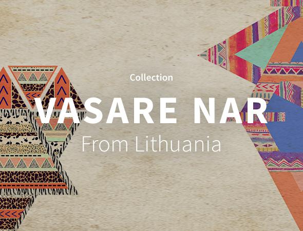 Des produits très inspiré Peace&Love, Vasar Nar utilise même le fameux Hakuna Matata du Roi Lion.