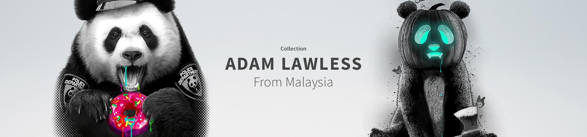 Collection Adam Lawless