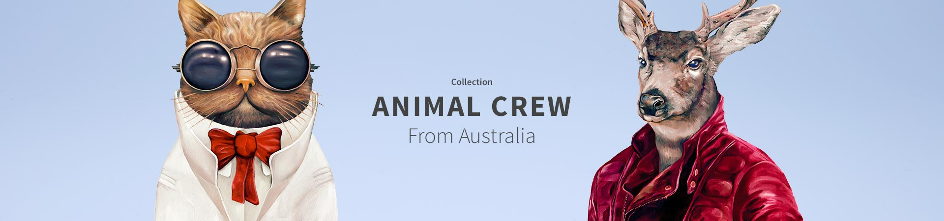 Collection Animal Crew
