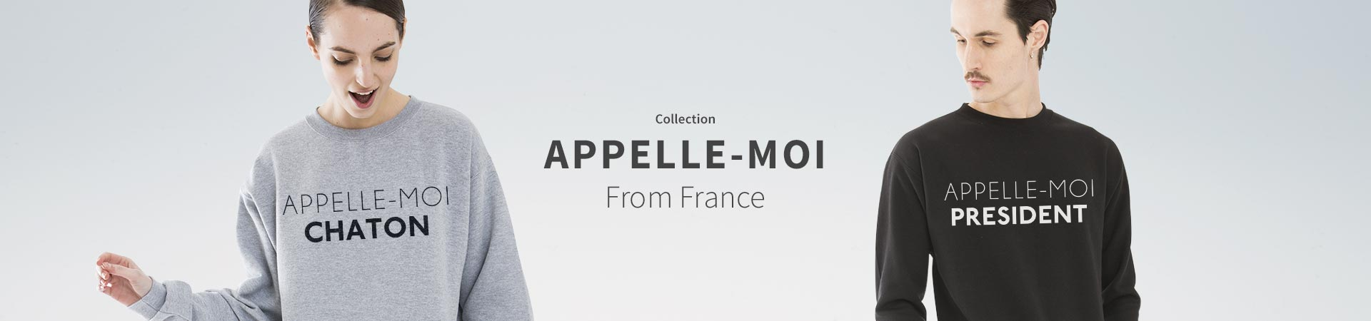 Collection Appelle-Moi