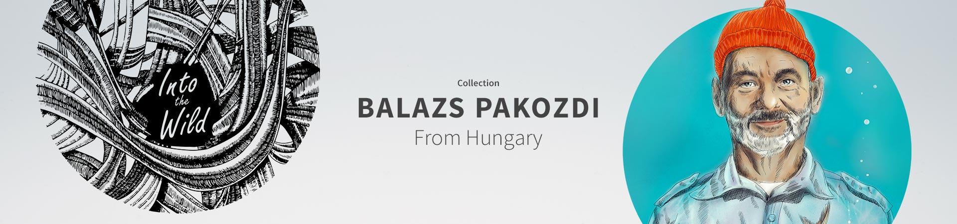 Collection Balazs Pakozdi
