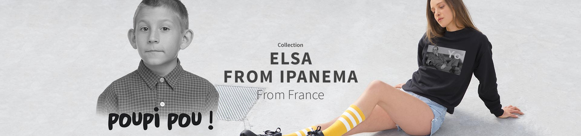 Collection Elsa From Ipanema
