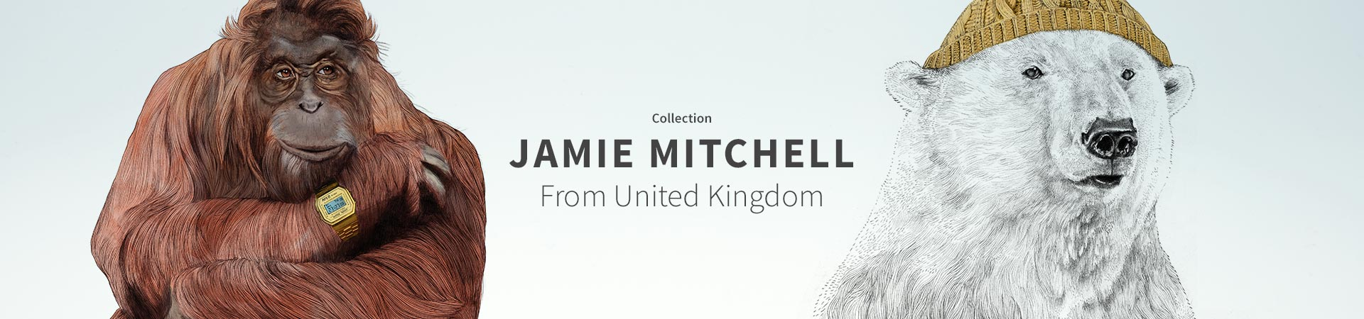 Collection Jamie Mitchell