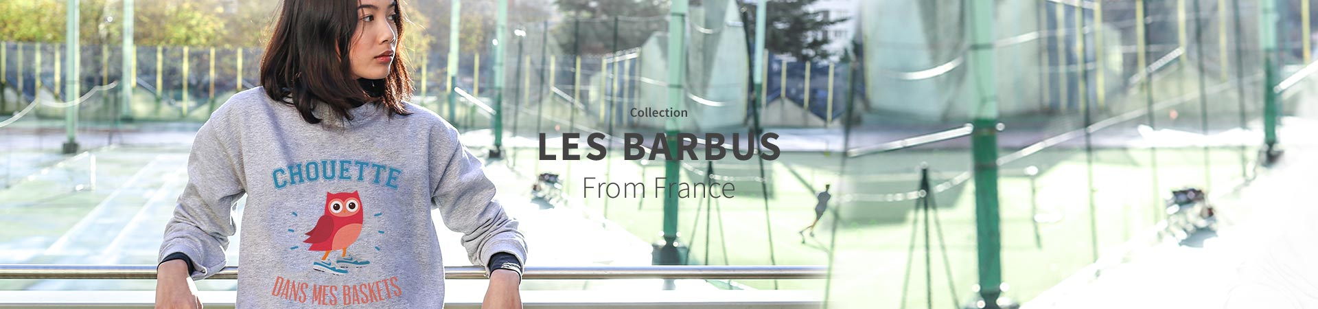 Collection Les Barbus