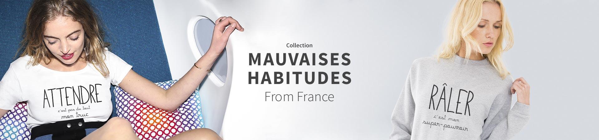 Collection Mauvaises Habitudes