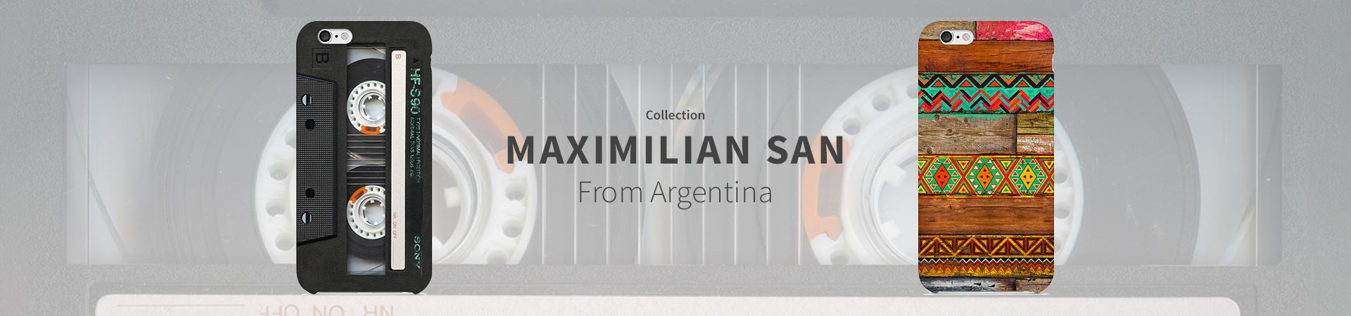 Collection Maximilian San