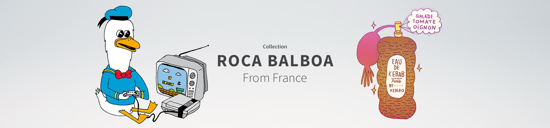 Collection Roca Balboa