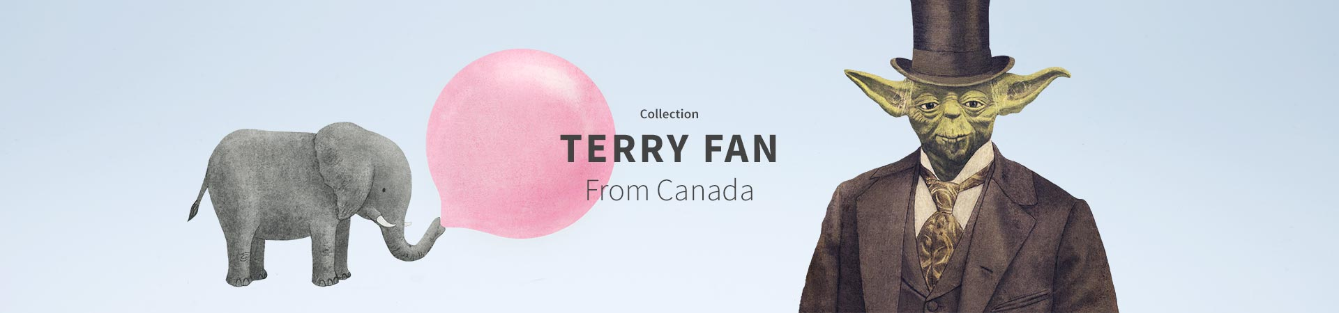 Collection Terry Fan