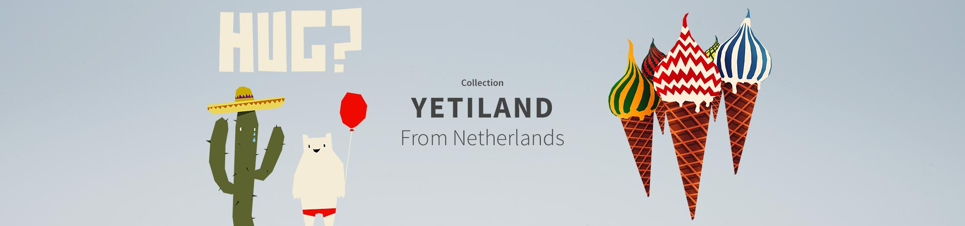Collection Yetiland
