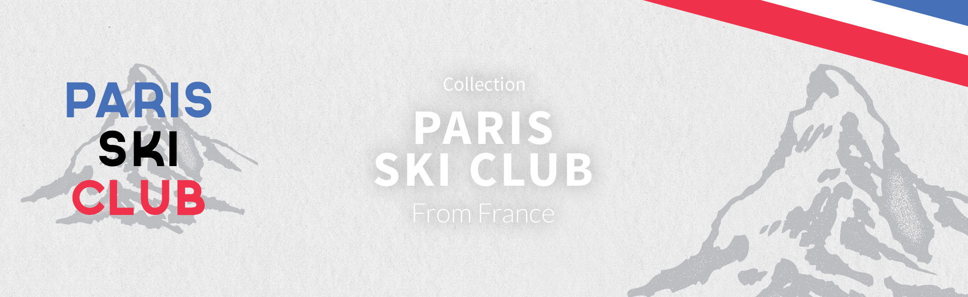Collection Paris Ski Club