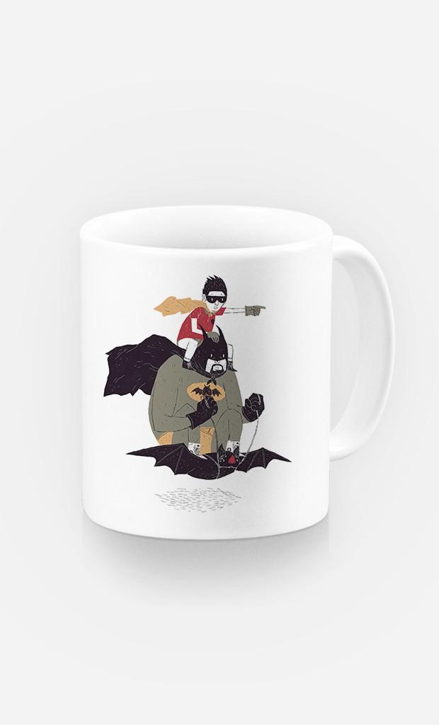 Mug Batman et Robin