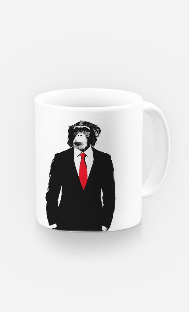 Mug Business Monkey