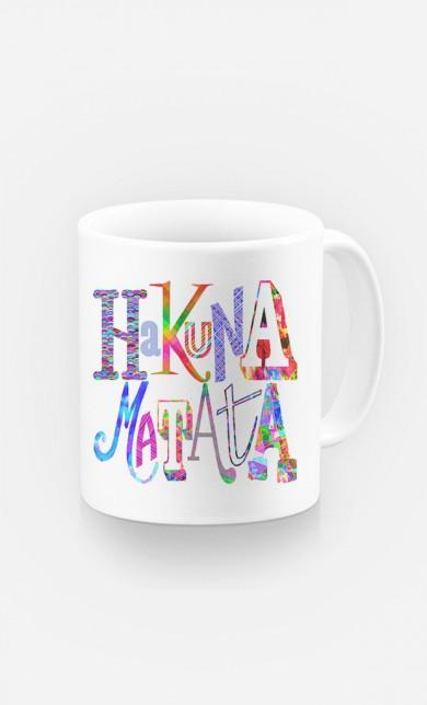 Mug Hakuna Matata Color