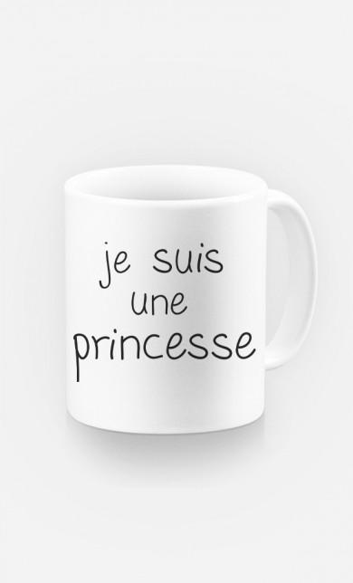 Mug Je Suis Une Princesse