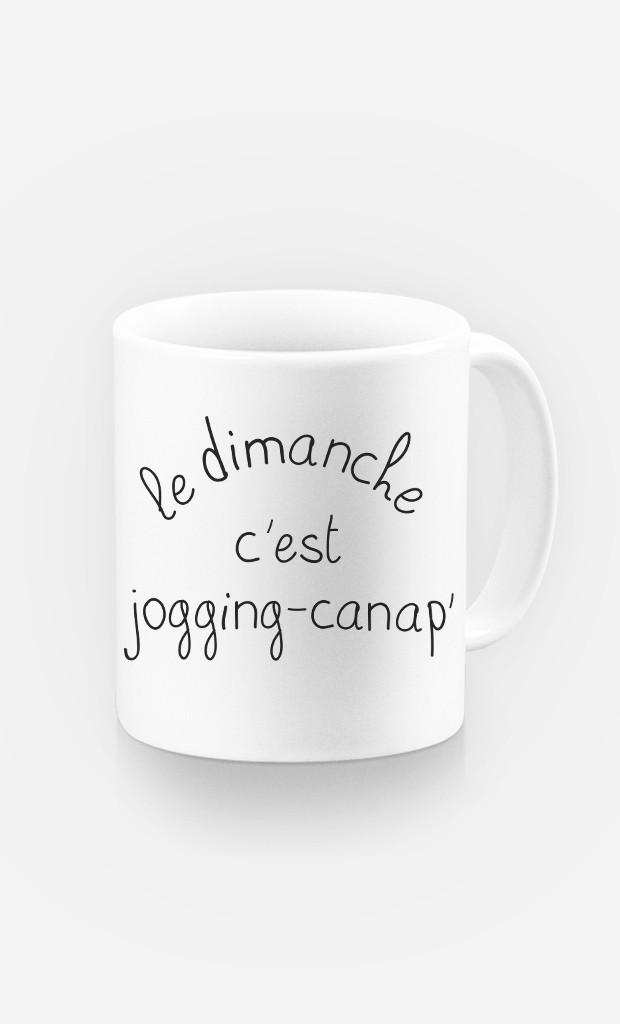Mug Jogging Canap