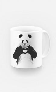 Mug Love Panda