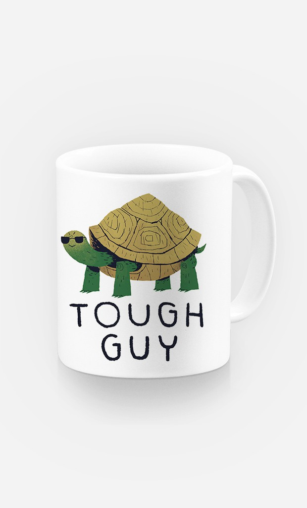 Mug Tough Guy