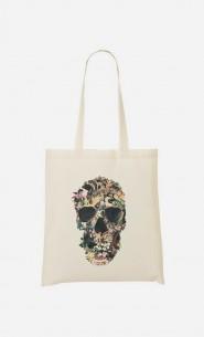 Tote Bag Vintage Skull