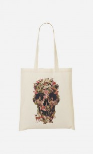 Tote Bag Jungle Skull