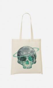 Tote Bag Cosmic Skull