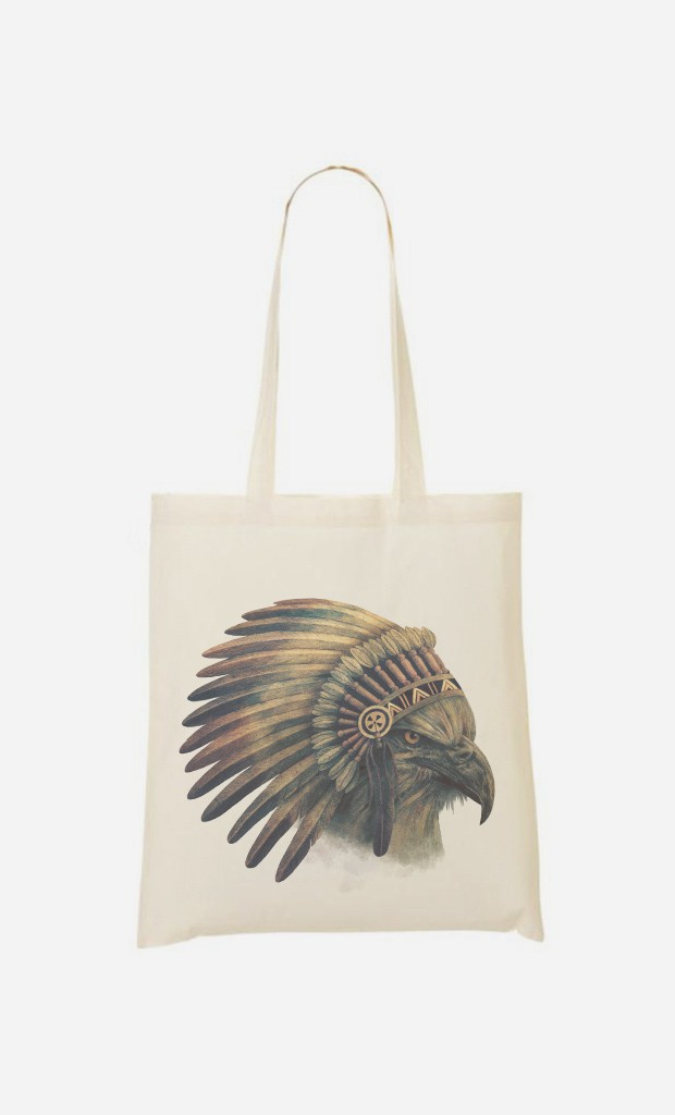 Tote Bag Eagle Chief