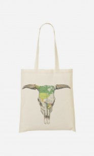 Tote Bag Go West