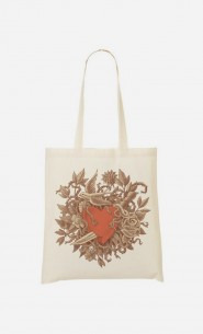 Tote Bag Heart Of Thorns