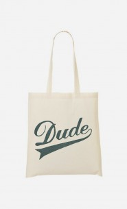 Tote Bag Dude