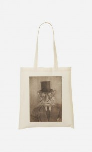 Tote Bag Sir Tiger