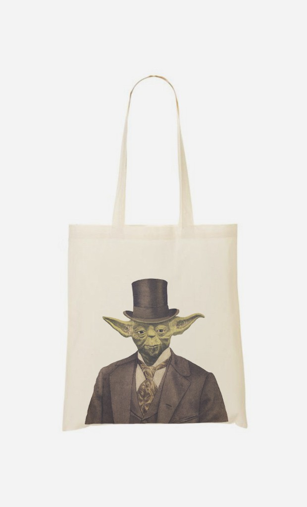Tote Bag Sir Yoda