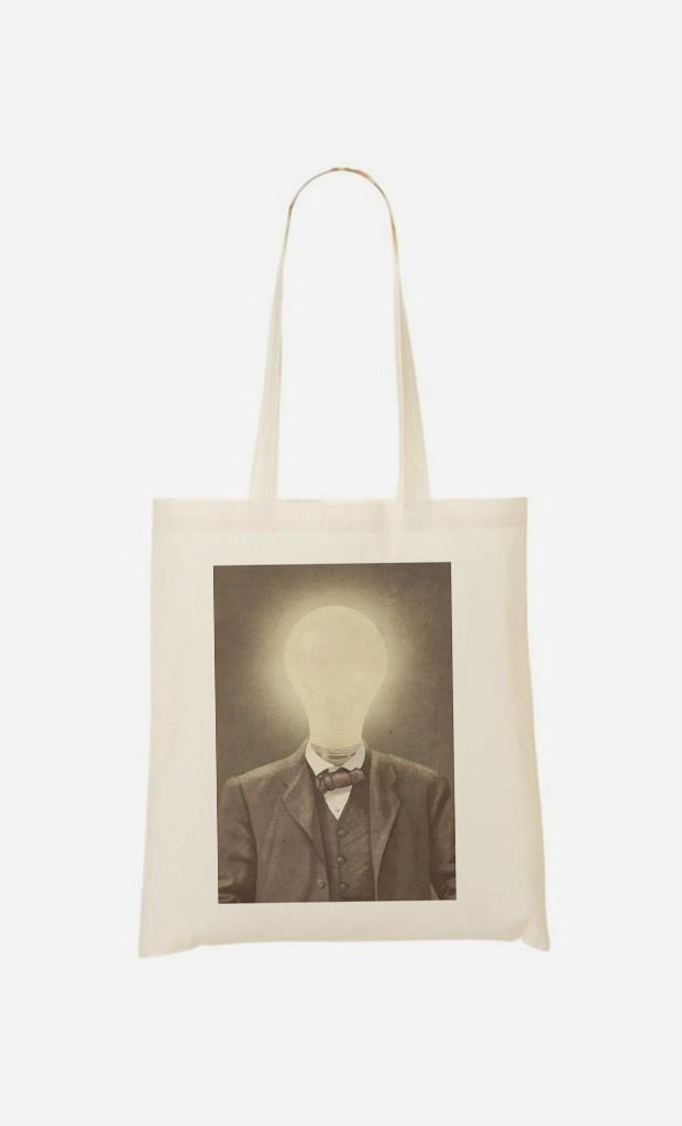 Tote Bag The Idea Man