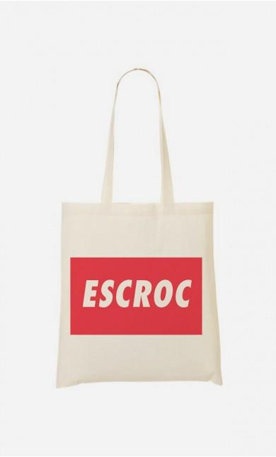 Tote Bag Escroc