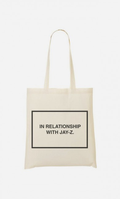 "Tote Bag Fashion ""With Jay-Z"""