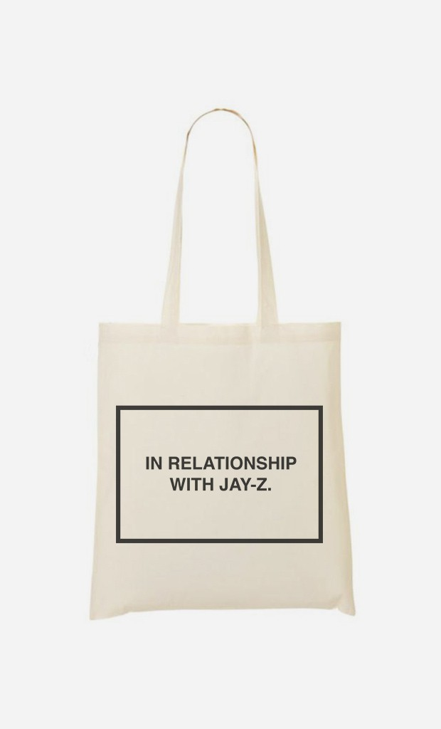 Tote Bag Fashion With Jay-Z