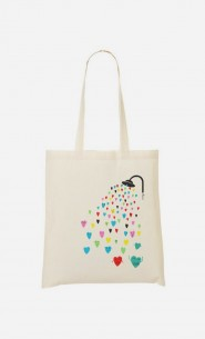 Tote Bag Love Shower