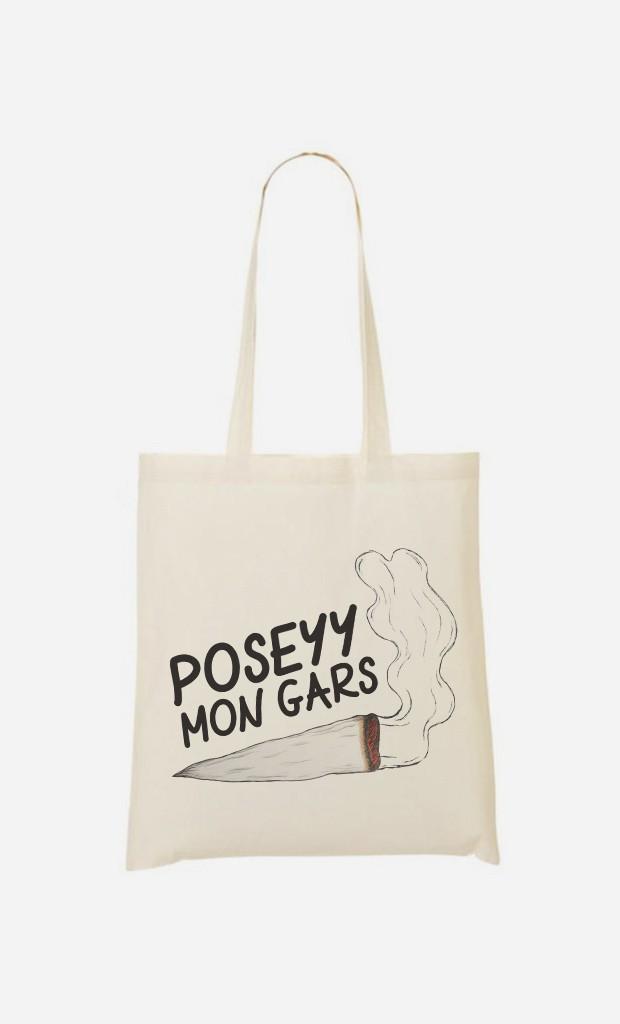 Tote Bag Poseyy