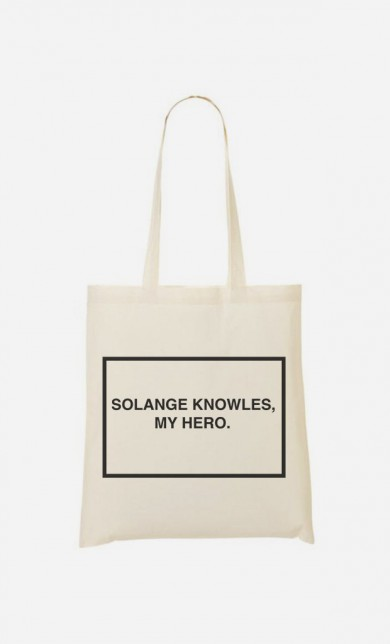 Tote Bag Solange Knowles