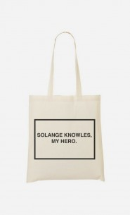 Tote Bag Solange Knowles