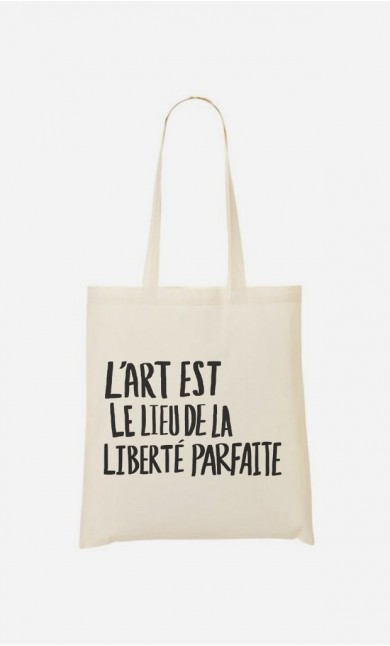 "Tote Bag Original ""L'Art"""