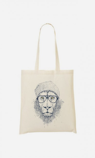Tote Bag Cool Lion