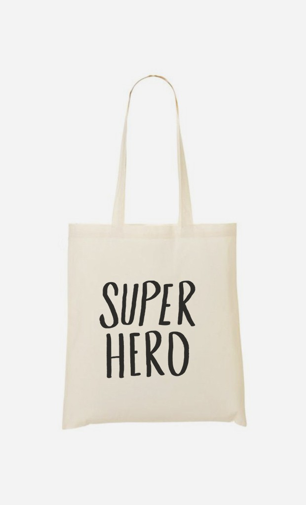 Tote Bag Super Hero