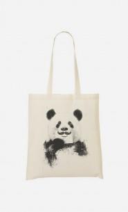 Tote Bag Funny Panda