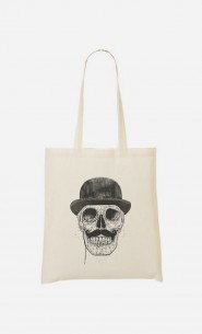 Tote Bag Gentlemen Never Die