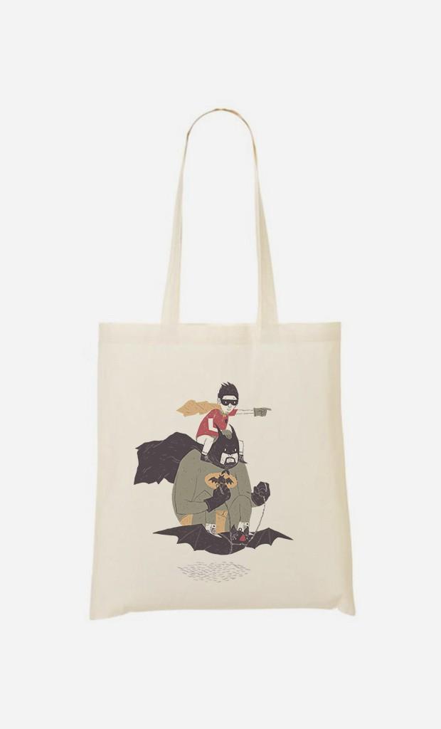 Tote Bag Batman & Robin