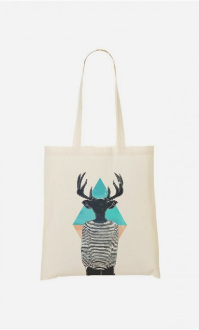 Tote Bag Relaxed Deer