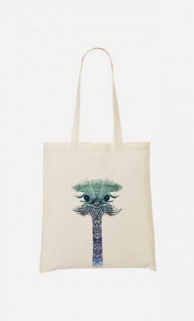 """Tote Bag Original """"Ostrich Mint"""""""
