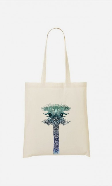 "Tote Bag Original ""Ostrich Mint"""