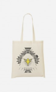 Tote Bag Geo Eagle