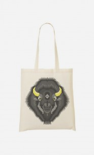 Tote Bag The Bison